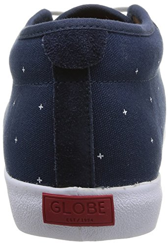 Globe Cardinal, Baskets mode homme Bleu (Navy Plus)