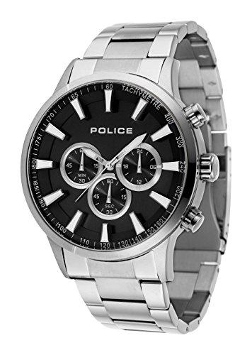 Police Edelstahl Armband