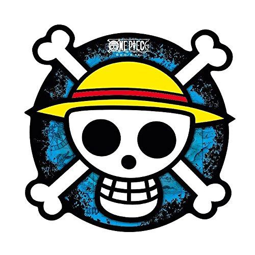 One Piece–Drapeau Jolly Roger–Tapis de souris–Manga–Anime