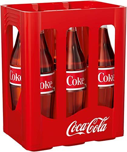 Coca-Cola Original Taste MEHRWEG, (6 x 1,0 l)