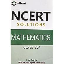 CBSE NCERT Solutions Mathematics 12  for 2018 - 19