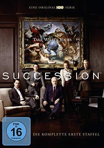 Succession - Die komplette erste Staffel [4 DVDs]