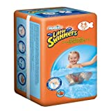 Huggies Little Swimmers Size 5-6 Nappies - Pack of 11 Pieces