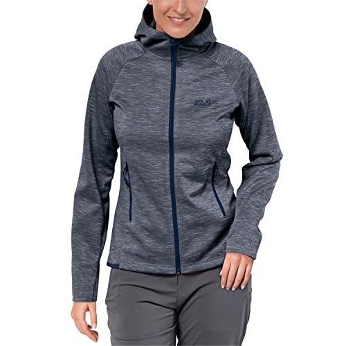 51Zni%2Br7uGL. SS500  - Jack Wolfskin Women's La Cumbre Trail Fleece Jacket