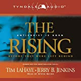 Front cover for the book The Rising: Antichrist Is Born (Before They Were Left Behind, Book 1) by Tim LaHaye