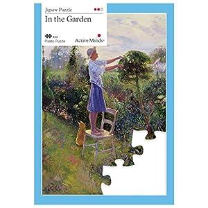 Active Minds Im Garten – 24 Teile Puzzle Entworfen als Beschäftigung für Senioren mit Demenz / Alzheimer