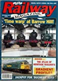 RAILWAY MAGAZINE (THE) du 01/09/1998 - DIESEL DEPOT CODES - THE FULL LIST - TIME WARP...