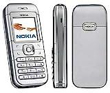 Nokia 6030 Handy Silver