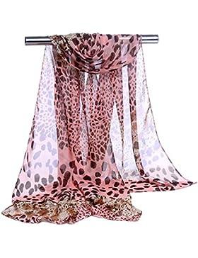 LAIDAGE Señora De Las Mujeres Grandes De La Bufanda De La Bufanda Del Hilado De Bali De Lujo Exquisito