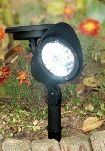 Spot àénergie solaire 3 LED - 900 mAh