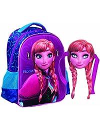 Preisvergleich für GIM–341–61054–ELSA–Rucksack für die Krippe und die Kindergärten–Frozen–27x 31x 10cm