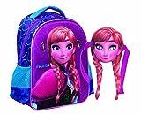 GIM–341–61054–ELSA–Rucksack für die Krippe und die Kindergärten–Frozen–27x 31x 10cm