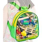 Smarkids 15pcs Instruments de Musique pour Enfants Avec Sac à dos Batteries et Percussions