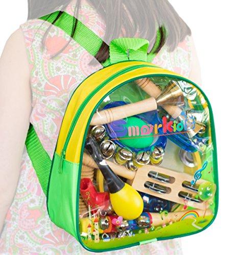smarkids-childrens-musical-instruments-15-pcs-percussion-music-rhythm-set-preschool-educational-tool