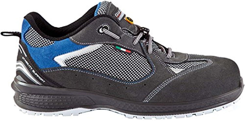 giasco Zapatilla de City 01P, tamaño 45, 1 pieza, gris/azul, k7064t45