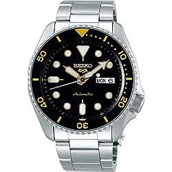 Reloj Seiko para Hombre, Negro, Sport, 7K1