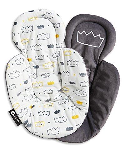 4Moms Neugeborenen Einsatz weiß royal Baby