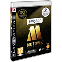 SingStar: Motown (PS3) [Importación inglesa]