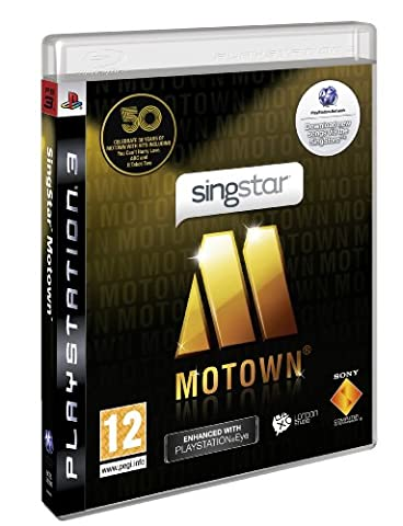 Ps3 Singstar - SingStar: Motown (PS3) [import