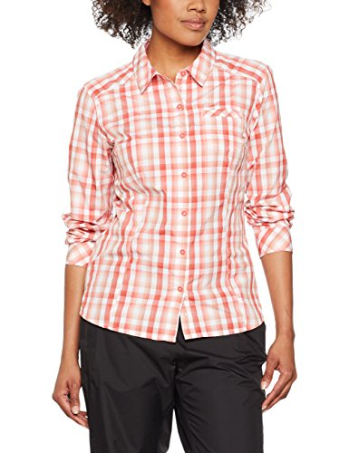The North Face Femme Zion pour homme Cayenne Red Plaid