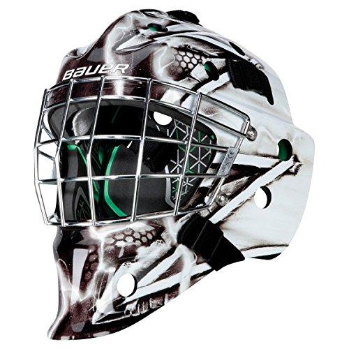 Bauer NME4 Goalie Maske Motive Junior, Farbe:King LAK -