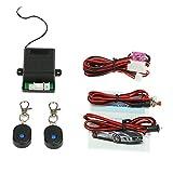 KKmoon Universale Auto Immobilizzatore Antifurto Sistema di Allarme di Sicurezza Protezione con 2 Telecomando