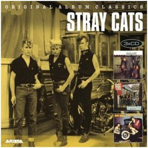 Stray Cats: Original Album Classics (Audio CD)