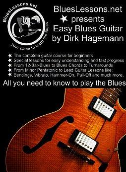 Easy Blues Guitar (English Edition) par [Hagemann, Dirk]
