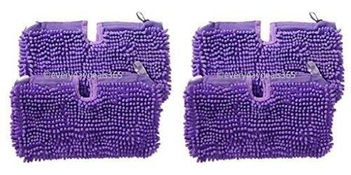 iger Mop Pocket Reinigung Coral Pads Cover für S3501S3601S3901(lila) von deals365 ()