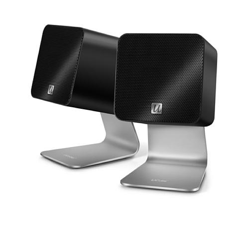 UltraLink UFi Ucube Tragbare Digital Lautsprecher USB 2.0 schwarz (Digital Ultralink Kabel)