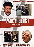 Paul Préboist : Superflic se déchaine ! - Planque ton fric, j'me pointe ! - Coffret  2 DVD