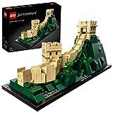 LEGO 21041 Chinesische Mauer, Bunt, Einheitsgröße