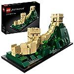 LEGO Architecture - Grande Muraglia cinese, 21041 LEGO