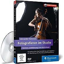 Fotografieren im Studio - Technik, Lichtführung, Live-Workshops im Studio mit Profifotograf Alexander Heinrichs