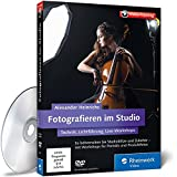 Produkt-Bild: Fotografieren im Studio - Technik, Lichtführung, Live-Workshops im Studio mit Profifotograf Alexander Heinrichs