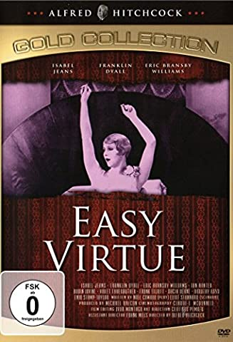 Alfred Hitchcock Easy Virtue [Import