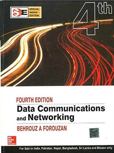 DATA COMMUNICATIONS AND NETWORKING (SIE)
