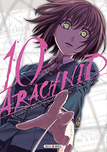 Arachnid Edition simple Tome 10