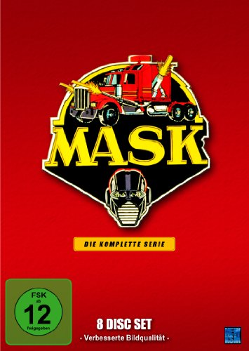 Die komplette Serie (8 DVDs)