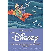 Art of Disney: The Renaissance and Beyond (1989-2014). Postcard Box
