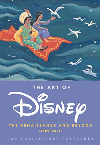 The Art of Disney: The Renaissance and Beyond 1989-2014 par Disney