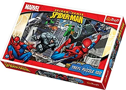 Marvel 916 16158 Spiderman Puzzle