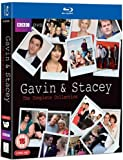 Gavin And Stacey - Series 1-3 And 2008 Christmas Special [Blu-ray] [Region Free]