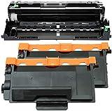 TONER EXPERTE 2 Toner mit Trommel kompatibel zu Brother TN3480 & DR3400 für HL-L5000D HL-L5100DN HL-L5200DW HL-L6300DW HL-L6400DW DCP-L5500DN DCP-L6600DW MFC-L5700DN MFC-L5750DW MFC-L6800DW L6900DW