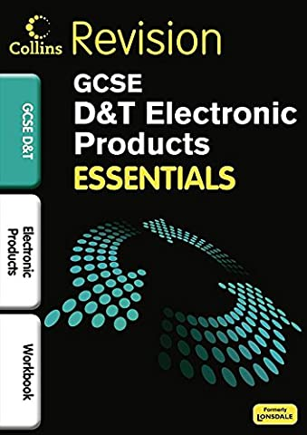 Electronic Products: Revision Workbook (Collins Gcse Essentials)
