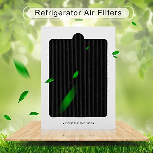 HibiscusElla 2 Pezzi di Ricambio Frigidaire Pure Air Ultra Frigorifero Filtri Aria per Electrolux confronta con Parte EAFCBF PAULTRA 242061001