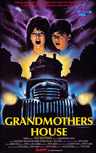 Bild von Grandmother's House [VHS]