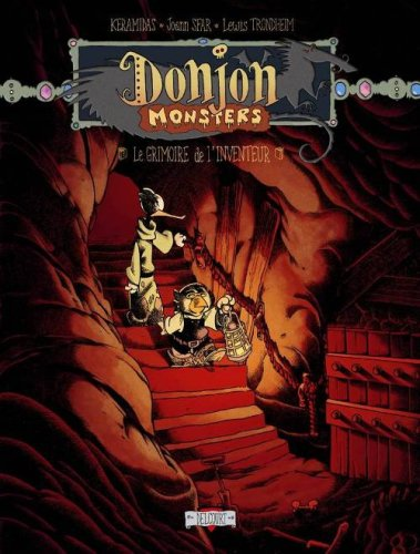 Donjon Monsters, Tome 12 : Le grimoire de l'inventeur : Donjon Niveau 6