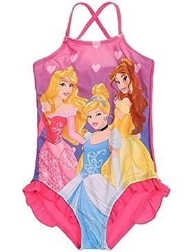 Disney Princess Mädchen Badeanzug 2016 Kollektion - pink