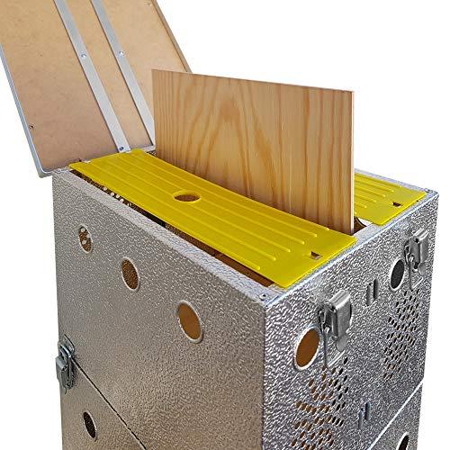 Breker Aluminium Transportkorb 8 Abteilungen - 4